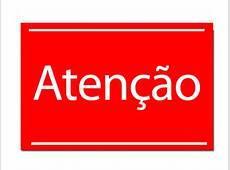 Horário de funcionamento de 8h às 18h no período de 13 a 24/03/17